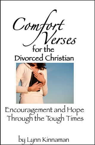 Comfort Verses for the Divorced Christian